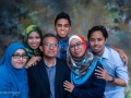 Hj Sazali family portraiture