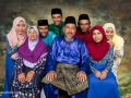 Shahfeeza family portraiture