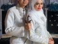 Nurul Adina & Zulhafiz : Majlis Resepsi