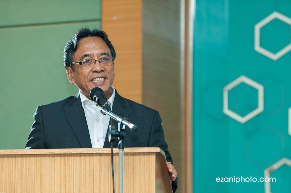 Dato' Dr. Ir. Johari Bin Basri, Ketua Pengarah JKKP Malaysia