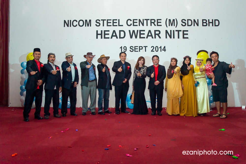 Head Wear Nite at Marriot Hotel Putrajaya