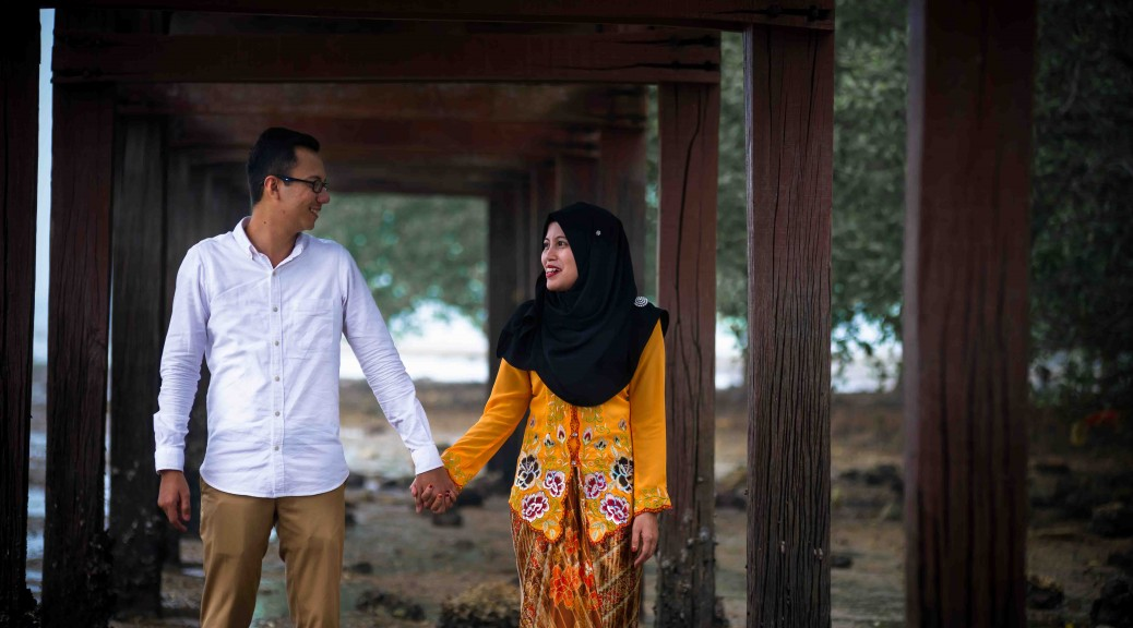 Haffizie+Nurfadilah. Photo by http://ezaniphoto.com