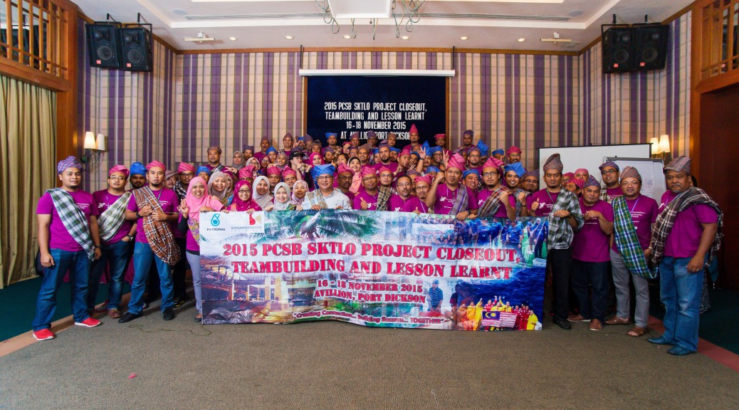 Petronas Cargali and Sapura Kencana : Avillion Port Dickson 2015