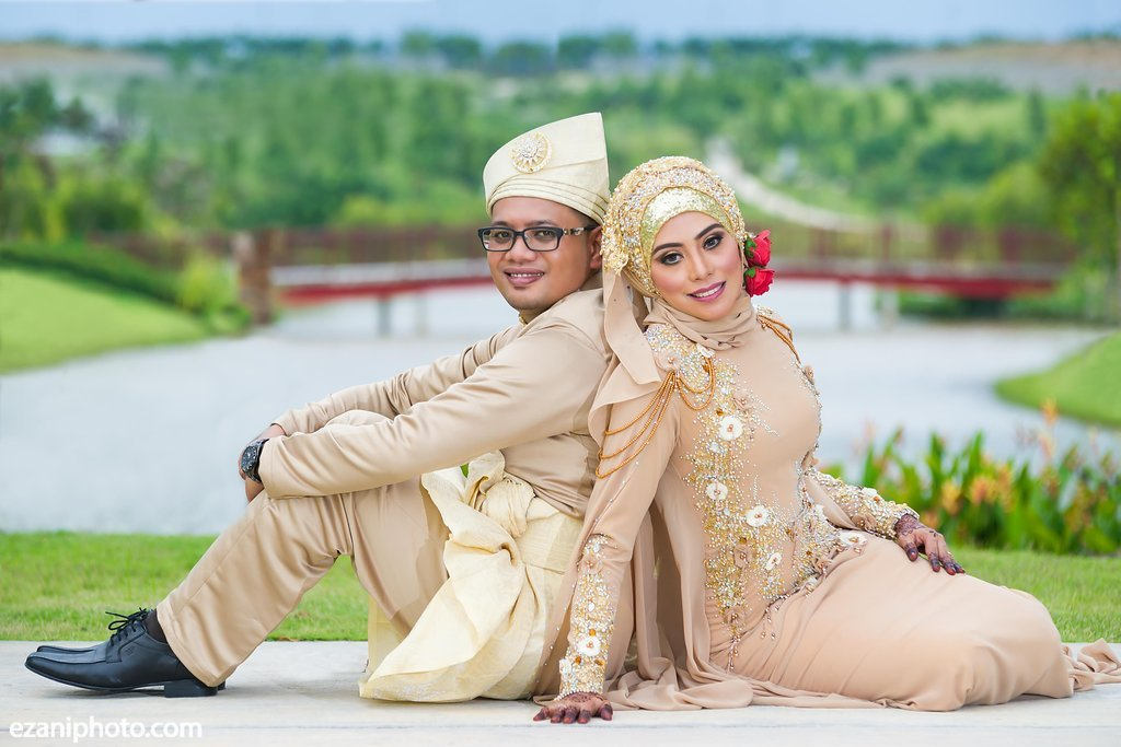 Azrin & Rusna | The Solemnization
