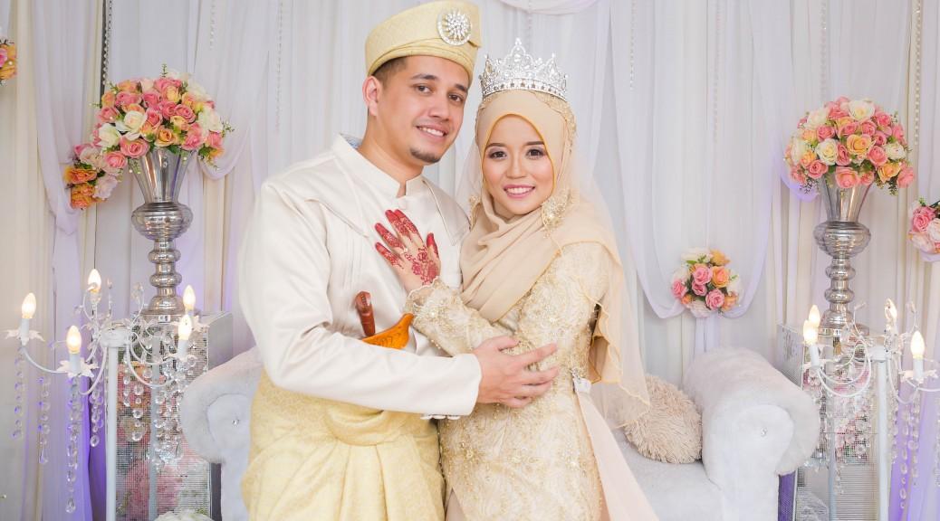 Dr. Nana dan Dr. Ridzuan wedding by http://ezaniphoto.com